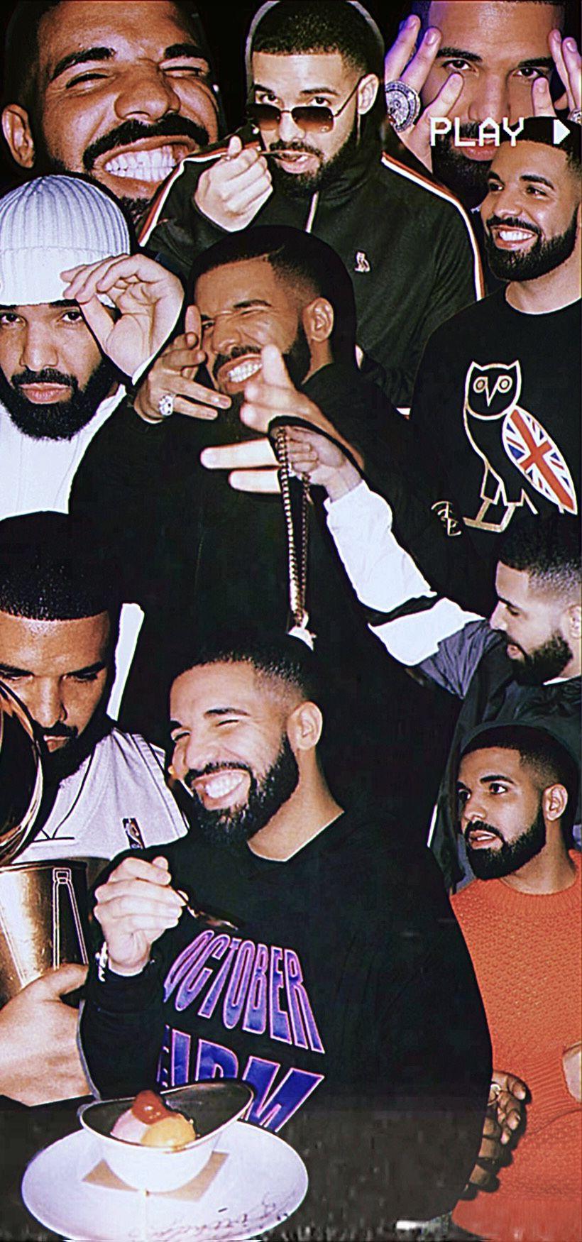 Drake wallpaper in 2020 Drake iphone wallpaper, Drake