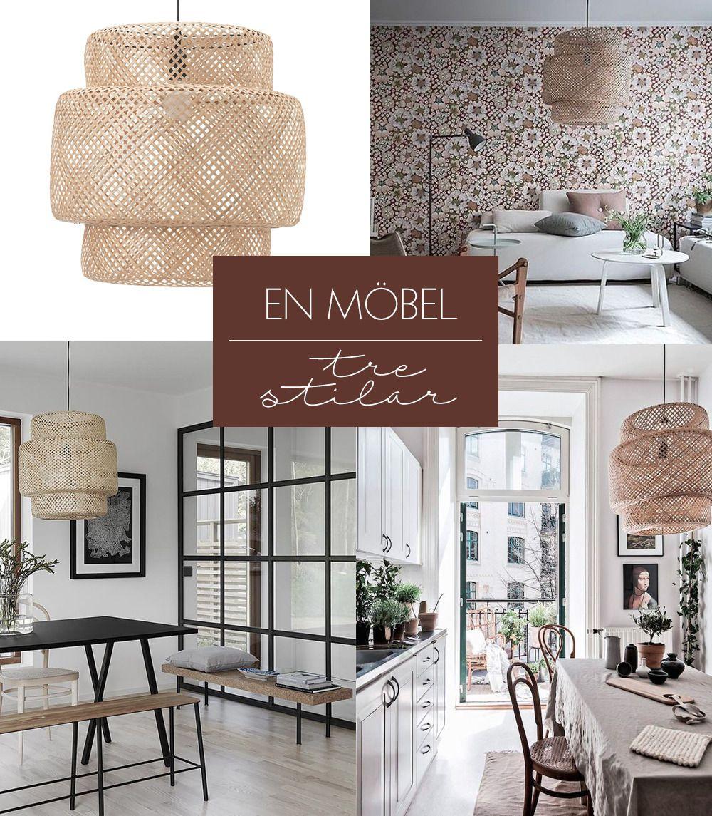 Sinnerlig lampa på 3 sätt • Husligheter | Idéer för