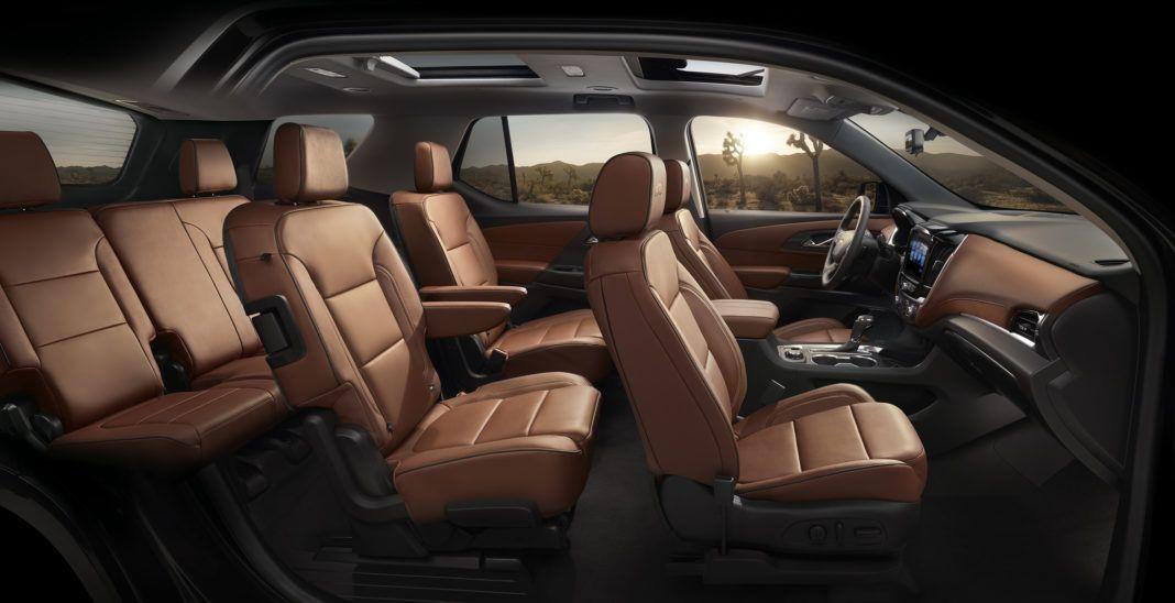 Buick Envision 2018 New Interior Design