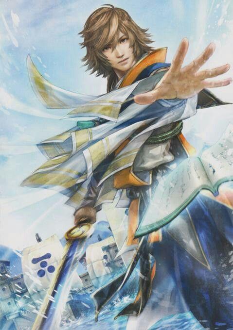 코바야카와 타카카케 전국무쌍Samurai Warriors- Takakage Kobayakawa