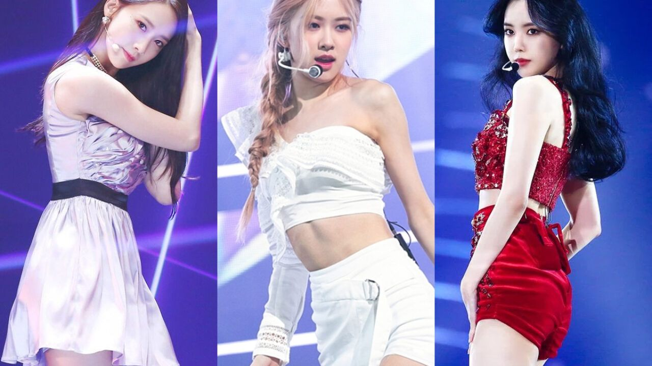 Top 10 Kpop Idols With Tiny Ant Waist It S Kinda Crazy In 2020 Tiny Ants Asian Celebrities Idol