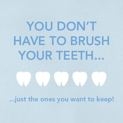 Dental quote on brushing your teeth! Cammarata Pediatric Dentistry, pediatric dentist in Houston, TX @ kids-teeth.com