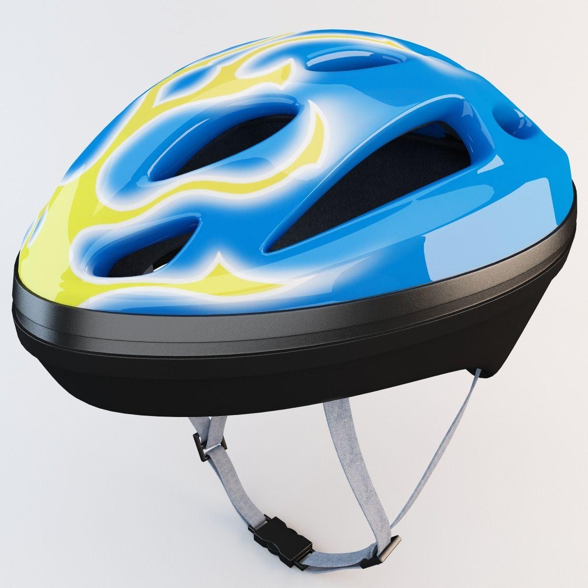 Bike Helmet 3d