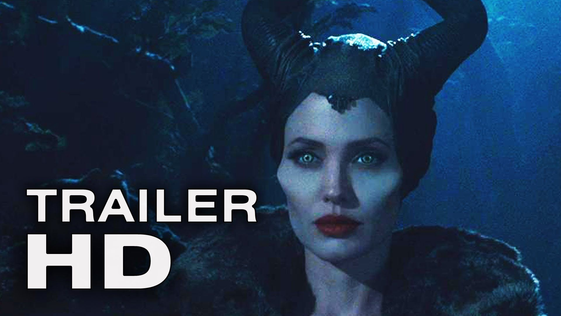 Maleficent Official Trailer 1 2014 Hd 1080p Angelina