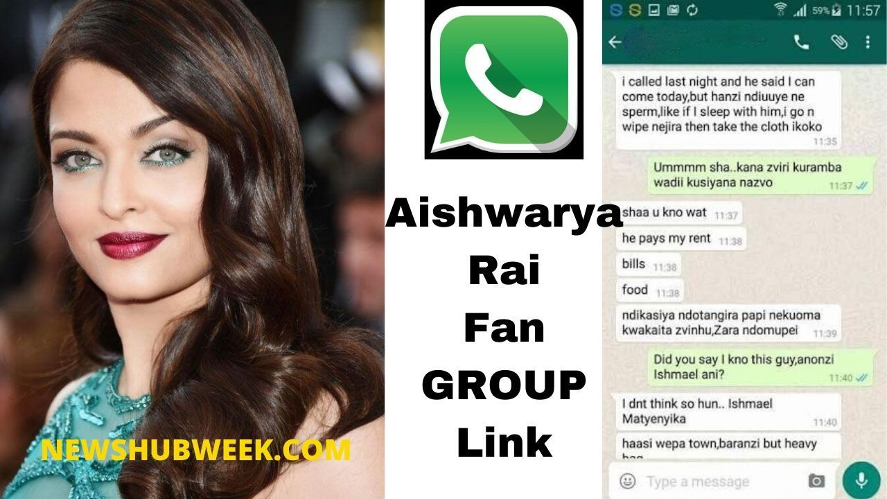 Join 2 Aishwarya Rai Fans Club Whatsapp Groups Links Latest Update Hello Friends Today In Newshubweek Com We Share Whatsapp Group Aishwarya Rai Told You So