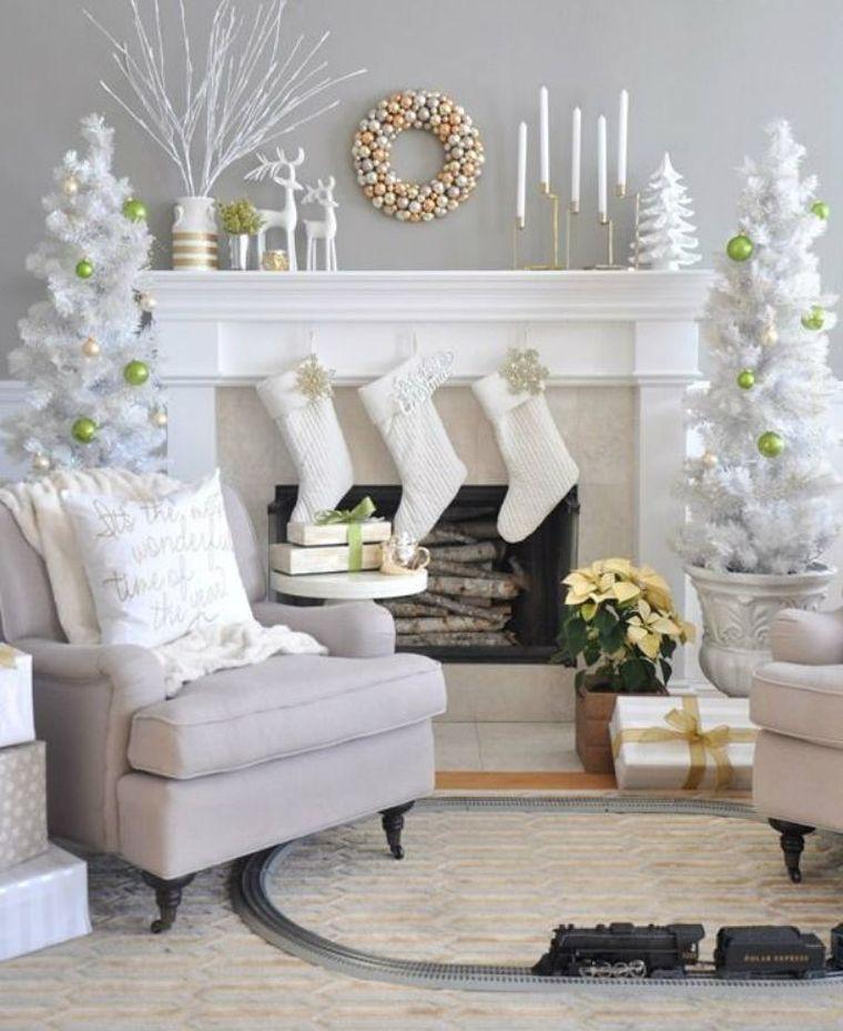 Super Déco sapin blanc - nos idées pour un arbre de Noël réussi BW36