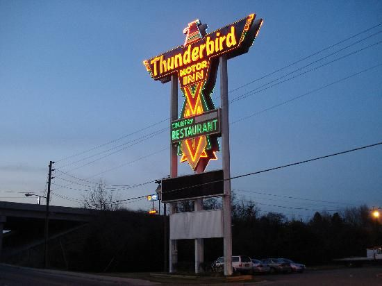 Florence Sc Home Of The Thunderbird Restaurant Great