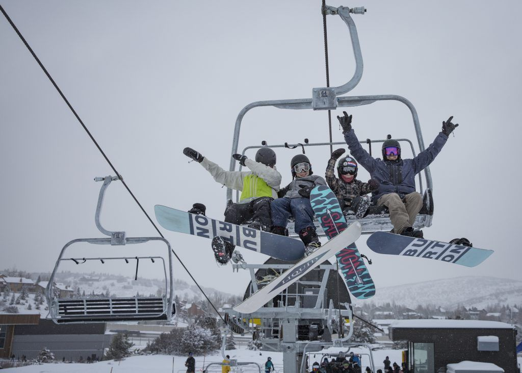 Woodward Park City S Grand Opening Deemed A Success With More Than 2 500 People In Attendance Https Www Parkrecord Com P 100071 Park City Woodward Park Park