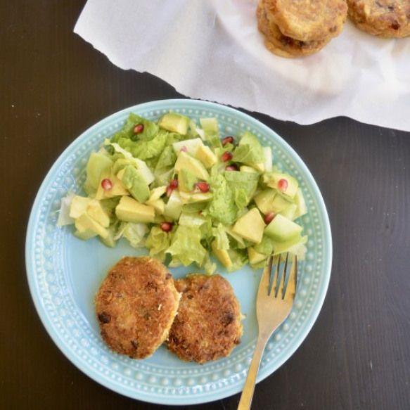 Tuna Masala Cutlets (Gluten free). Going gluten free doesn ...