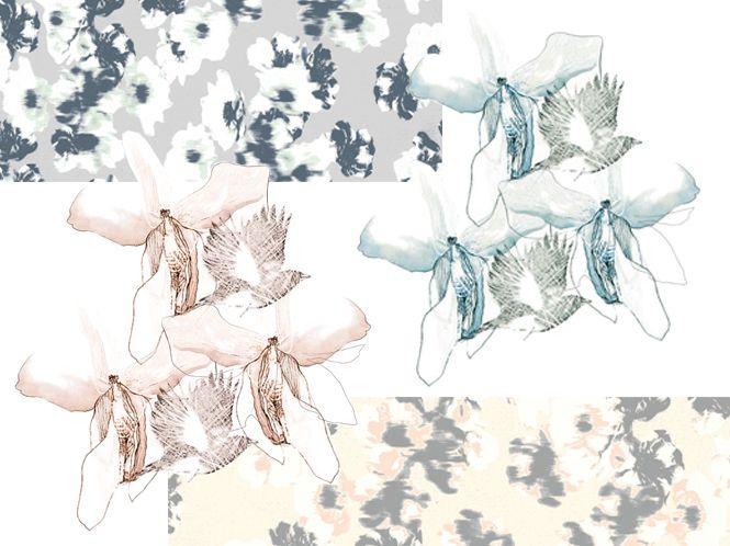 Mustergeschichten durch Illustrative Prints - https://blog.opus-fashion.com/mustergeschichten-durch-illustrative-prints/