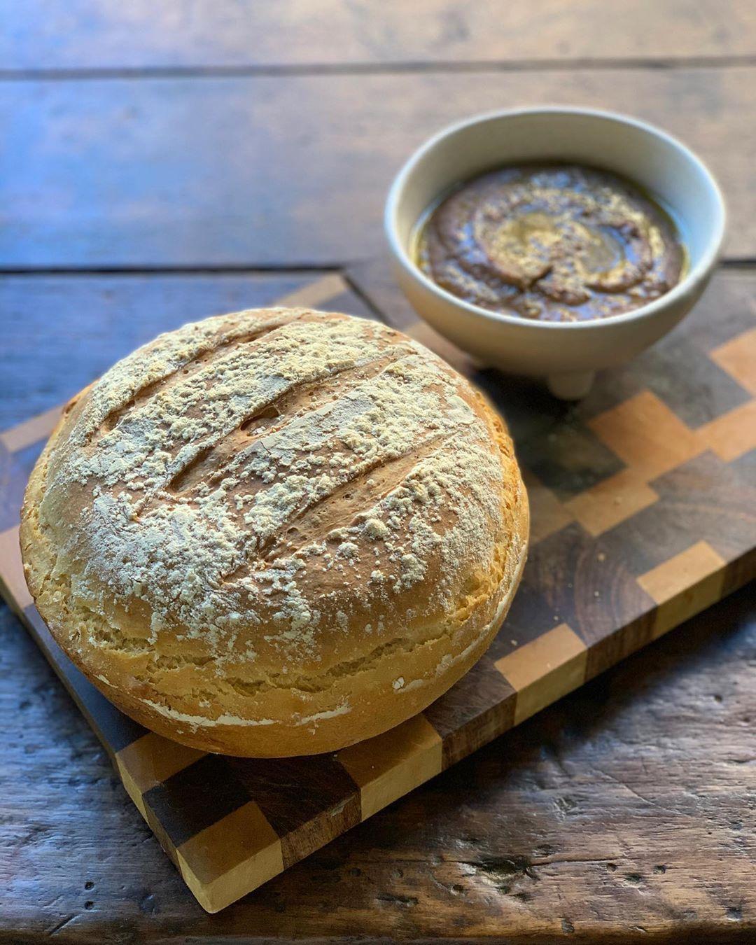 pan con harina integral paulina cocina