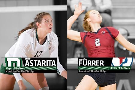 Women S Volleyball Weekly Awards Week 3 Women Volleyball Volleyball News Volleyball