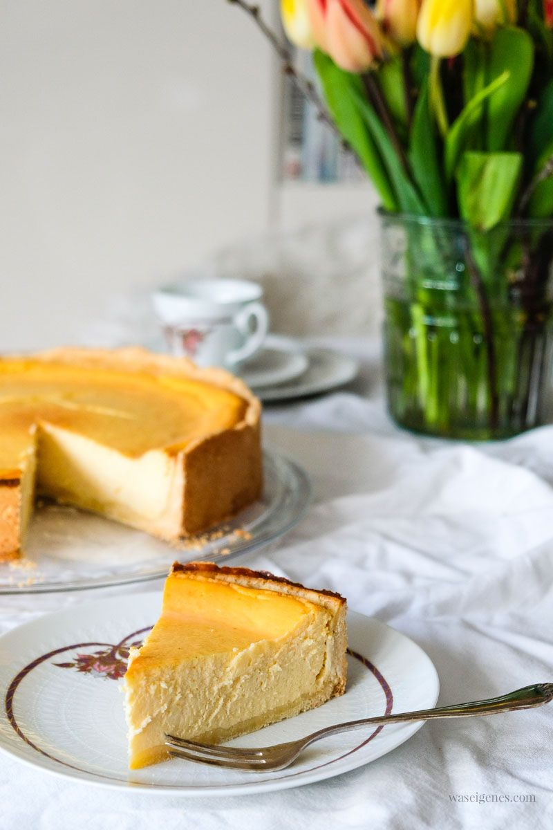 Mein perfektes Käsekuchen Rezept – Kuchenklassiker – Kuchen   cakes