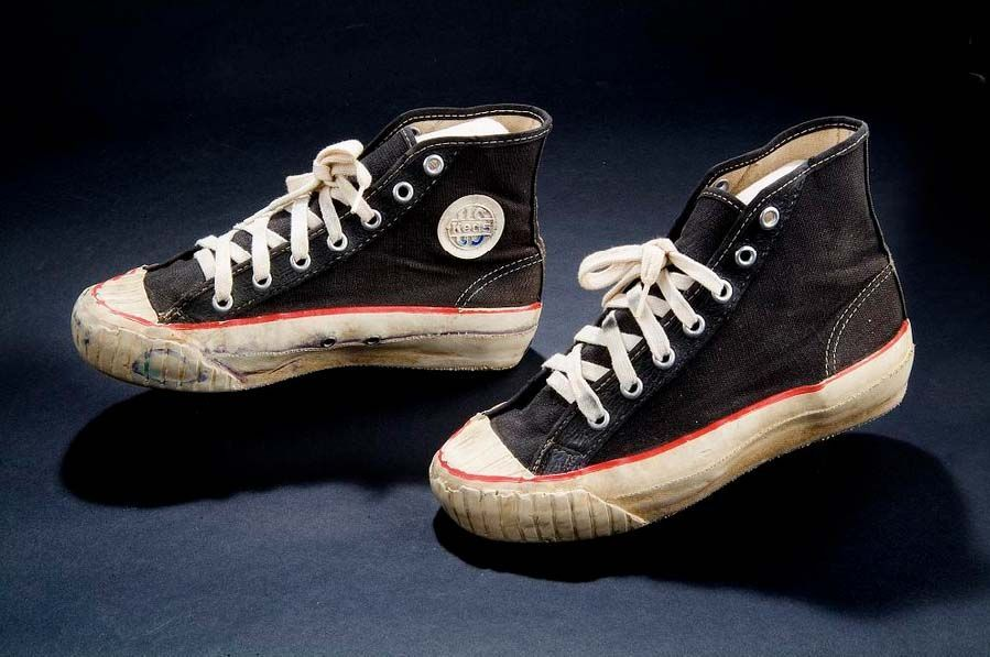 Photo of From the Smithsonian Collections: Famous Footwear