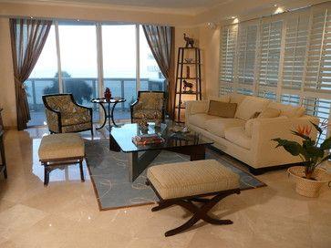 Michael Segal  Asian  Living Room  Miami  Michael Segal Classy Living Room Miami Design Inspiration