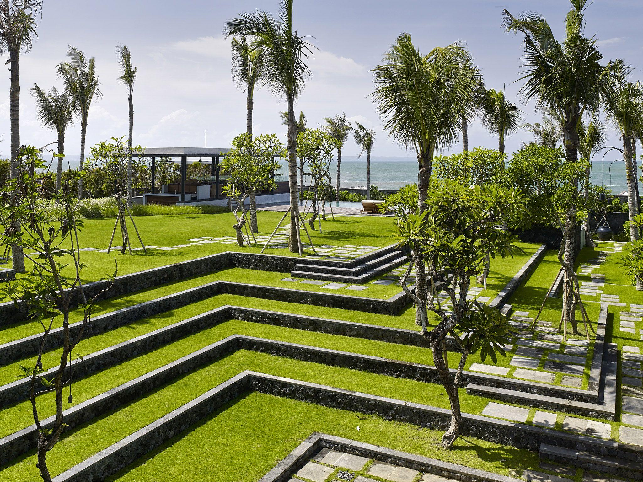 02-arnalaya beach house - terraced garden 2.jpg (2049×1536) | Zeus ...