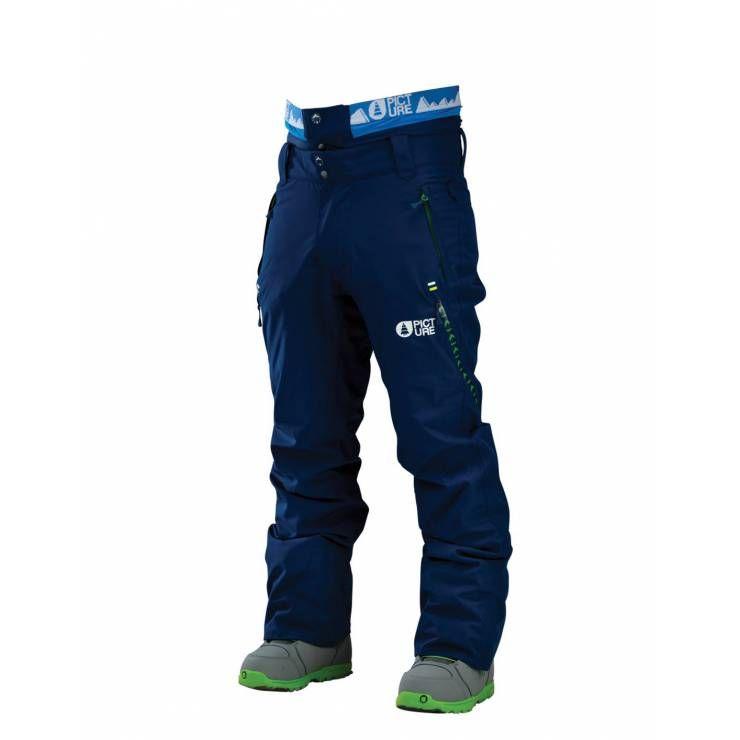 Pantalon Picture Base dark blue