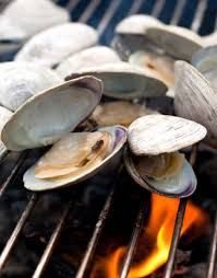 Image result for roast clams