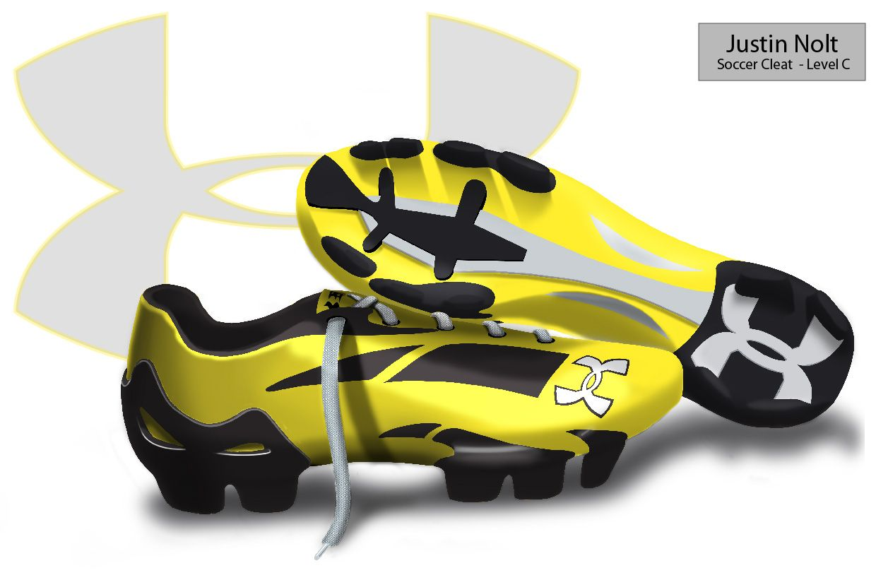 brand new 1409e ea45e Under Armour Soccer Cleat Photoshop Render Zapatos De Fútbol, Zapatos De  Fútbol, Under Armour