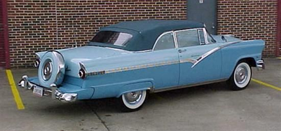 1956 Ford CV