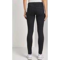 Tom Tailor Damen Alexa Skinny Jeans, schwarz, unifarben, Gr.28/30 Tom TailorTom Tailor