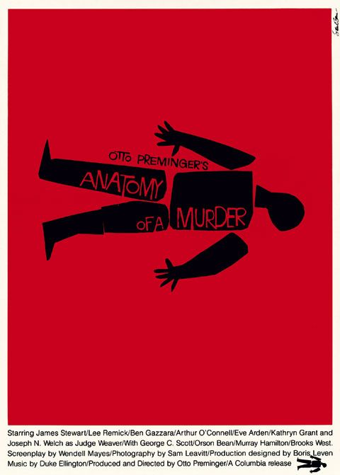 Image result for anatomy of a murder 1959 poster