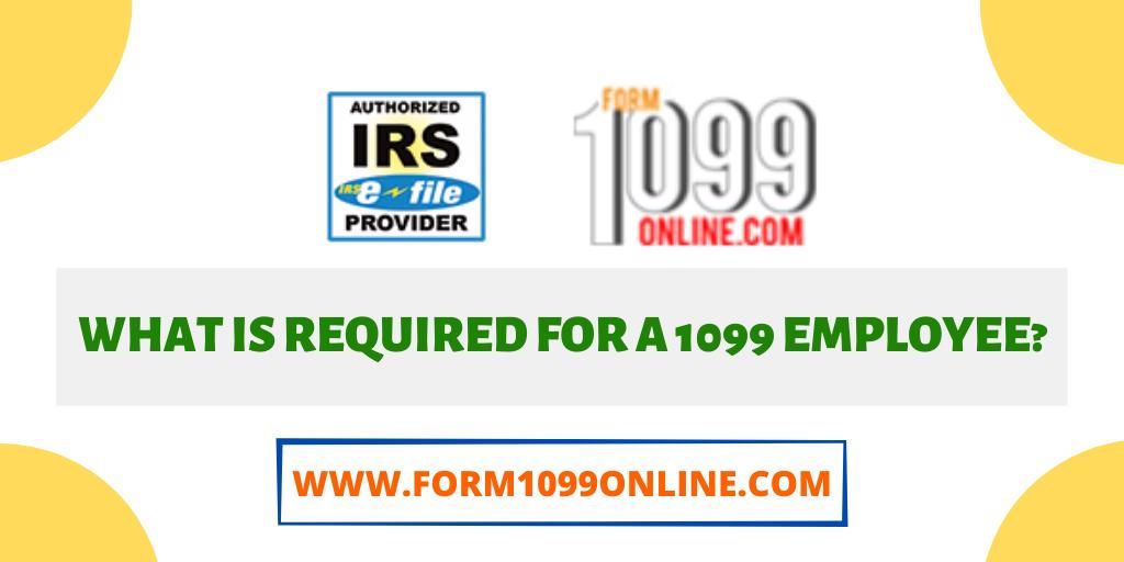 Businesses Must Need An Agreement With The 1099 Employees 1099