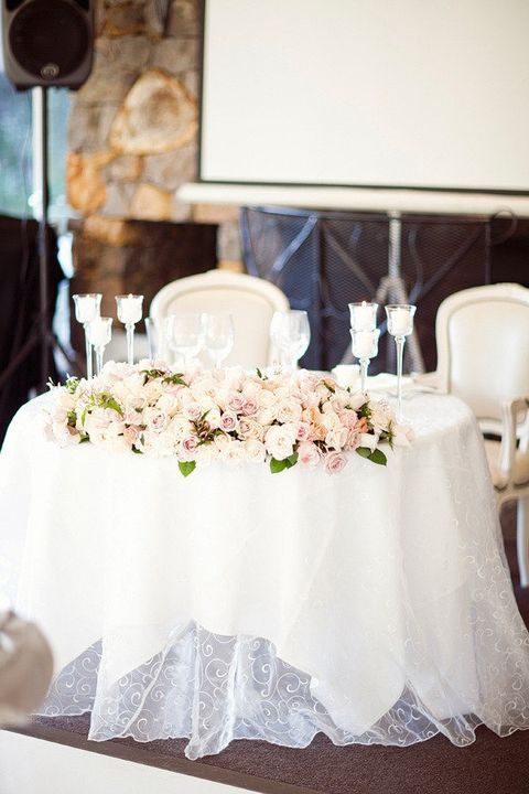 A Sweetheart Table Is The Main Place At Your Wedding Reception And It  Should Excite And · Event DesignBride Groom ...