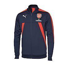 Arsenal Junior Stadium Jacket | Jackets, Adidas jacket