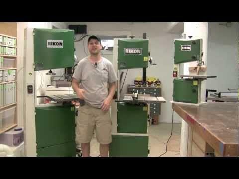 Wood Slicer Resaw Bandsaw Blade Product Tour Youtube Bandsaw Wood Highland Woodworking