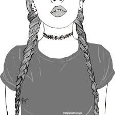Resultado de imagen de dibujos de chicas  Dreams  Pinterest