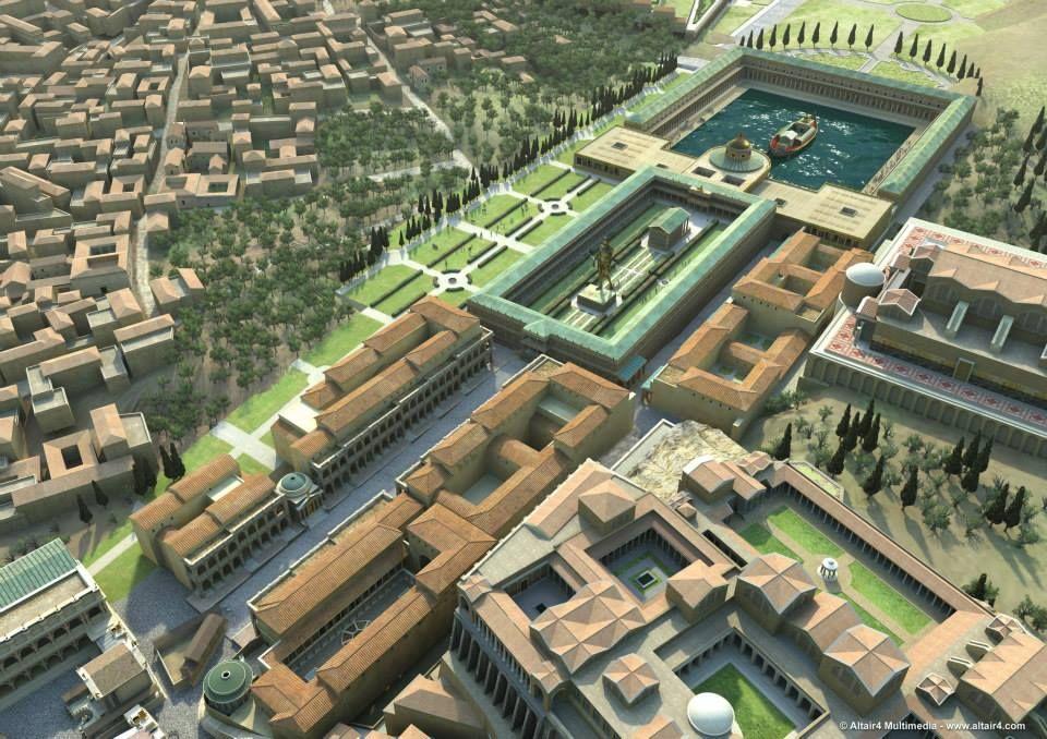 5ba14d6a7c Domus Aurea | History | Rome, Roman Empire, Ancient Architecture