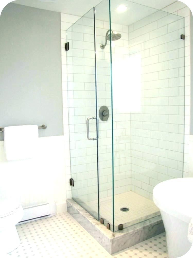 Corner Shower Units For Small Bathrooms Tiny Corner Shower Units