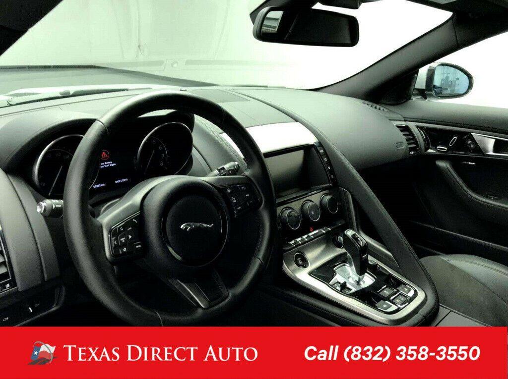 Used 2017 Jaguar F Type Auto Texas Direct Auto 2017 Auto Used 3l V6 24v Automatic Rwd Convertible Premium 2020 Jaguar F Type Jaguar Convertible