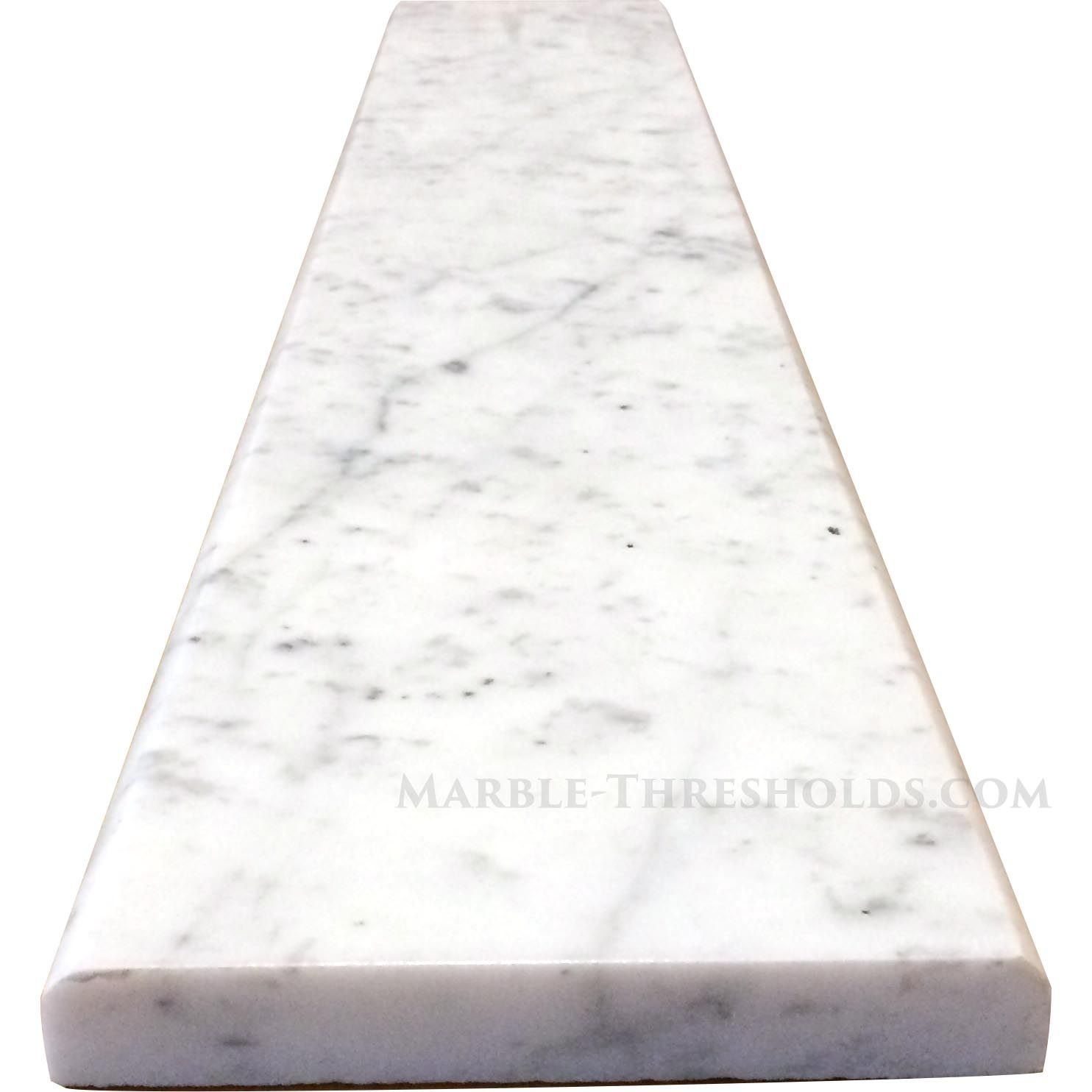 White Carrara Marble Saddles And Door Thresholds Size 30 X 6 X 3 4 Marble Threshold Carrara Marble Marble Polishing