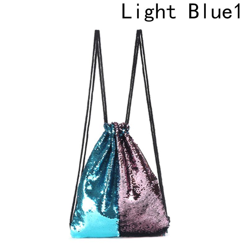 Women Backpack Fashion Double Color Reversible Sequins Backpacks Funny  Ladies Magic Sequins Bags For Girl 2018. Yesterday s price  US  7.25 (5.97  EUR). 3d52b2409765