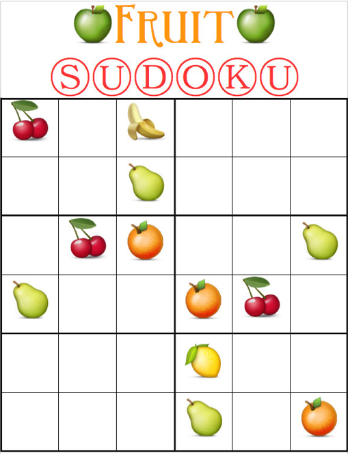 14 Free Sudoku, Word Search, and Crossword Printable