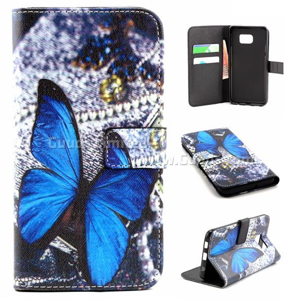 samsung s6 case butterfly