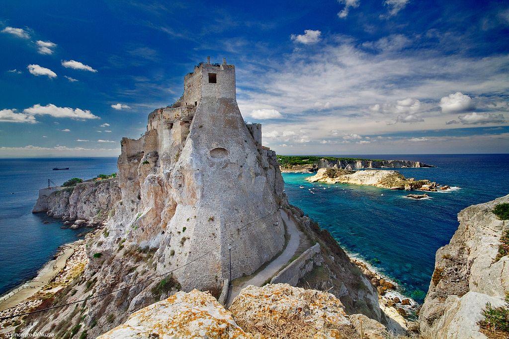 Puglia Isole Tremiti San Nicola   #TuscanyAgriturismoGiratola