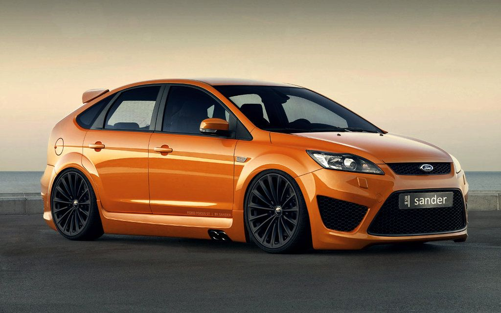 Ford Focus St Ford Focus St By 46sanduhr Ford Focus St Ford