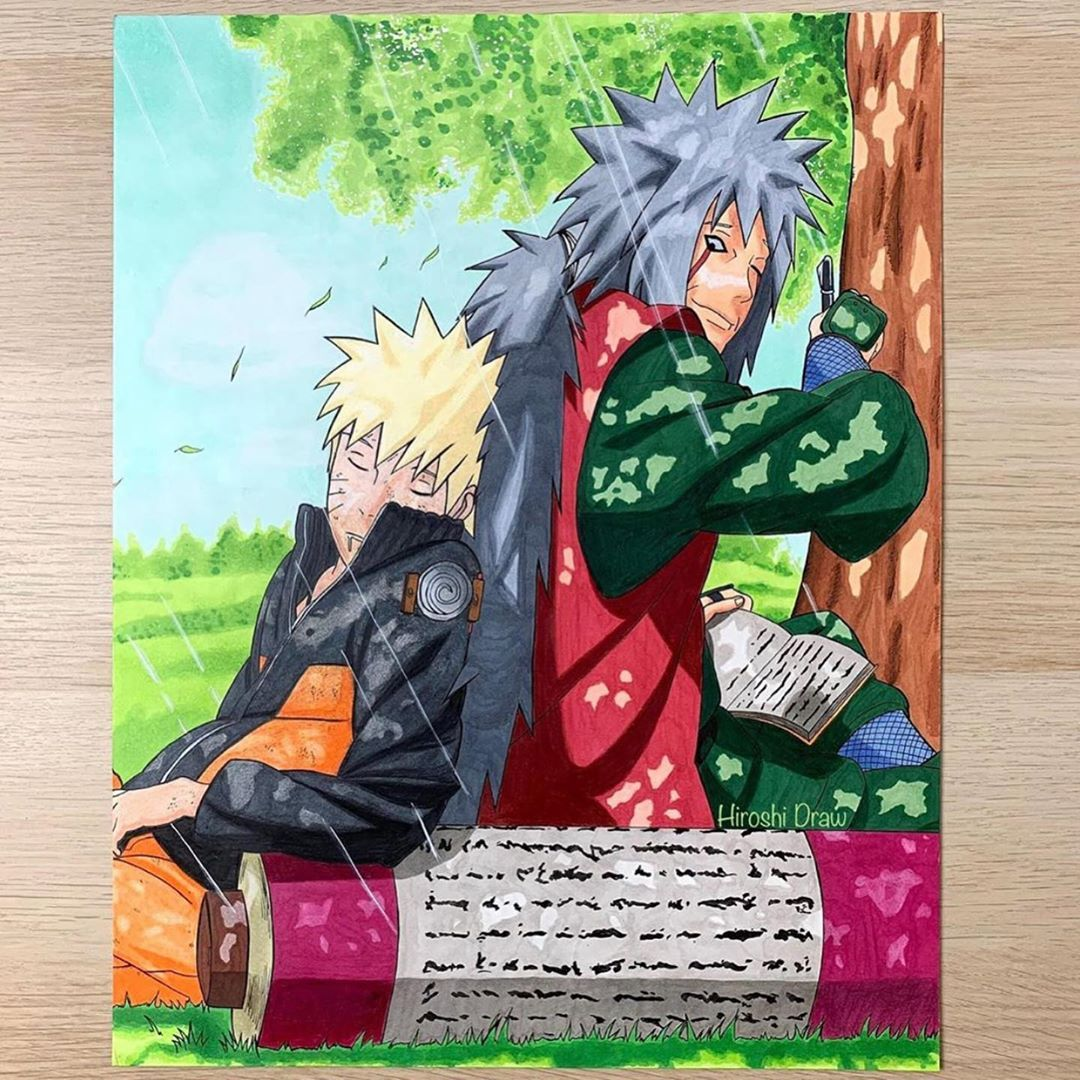 It is a great Naruto Shippuden moment  And this is my actual profile pic, well d... #anidrugfeature #anime #animeart #animeartfeature_ #animeartist #animedraw #animefeatureworld
