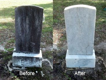 Memorial And Grave Stone Cleaning And Care Kit By Marblelife How To Clean Headstones How To Clean Granite Cleaning