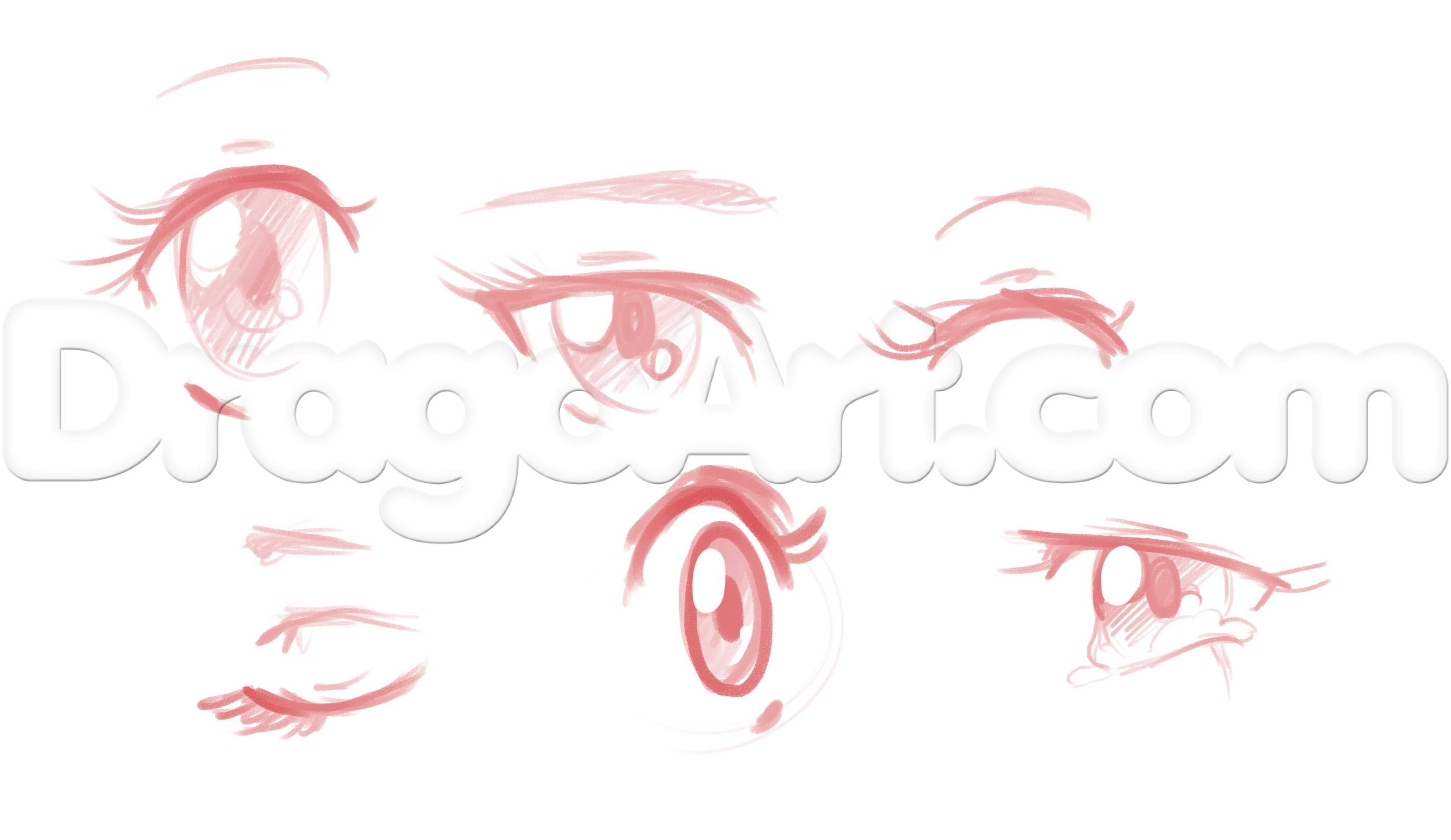 How to draw anime girl faces step by step anime heads anime