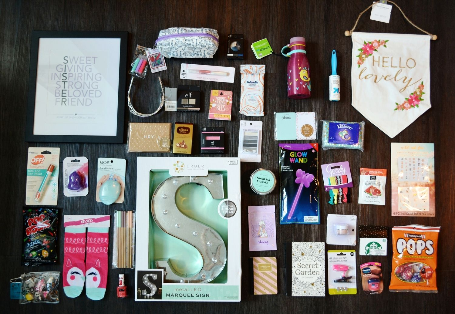 40 Presents for the 40th Birthday Girl — Wired & Flossin