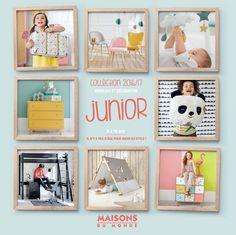 Découvrez la collection Junior 2016 Maisons du Monde