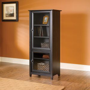 Tv Component Cabinet With Glass Doors | Bathrooms | Pinterest | Glass Doors,  Doors And Storage Cabinets