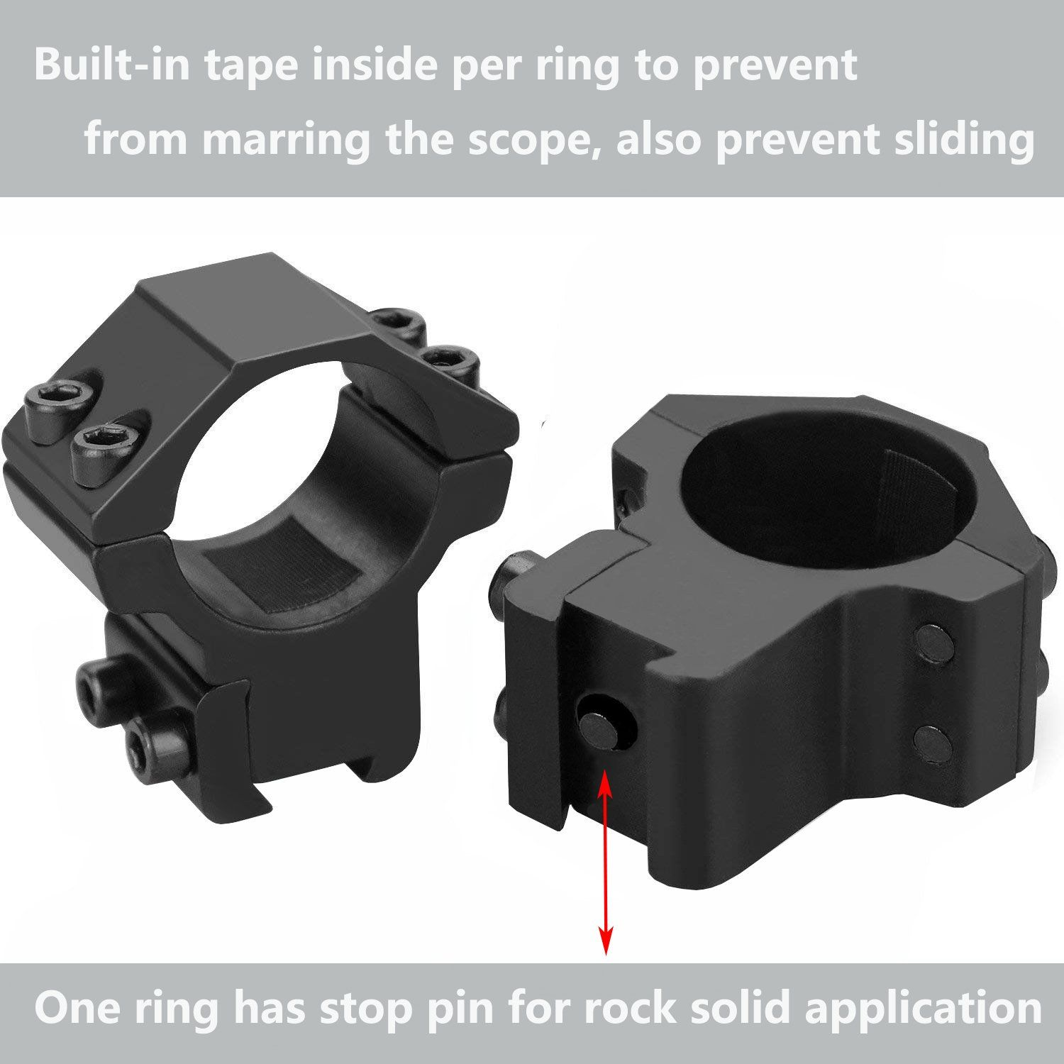 Pin On Airsoft Scope Mount