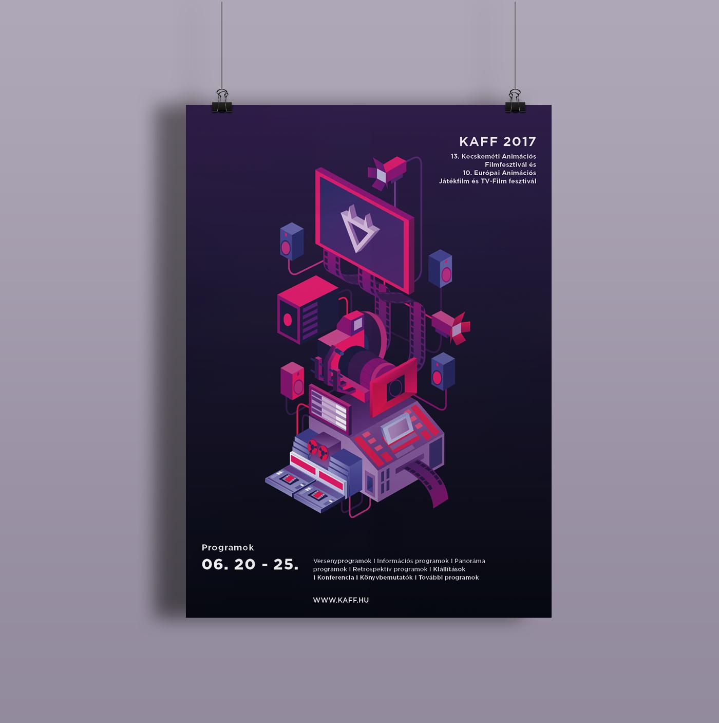 Alternative Poster for Animation Film Festival on Behance