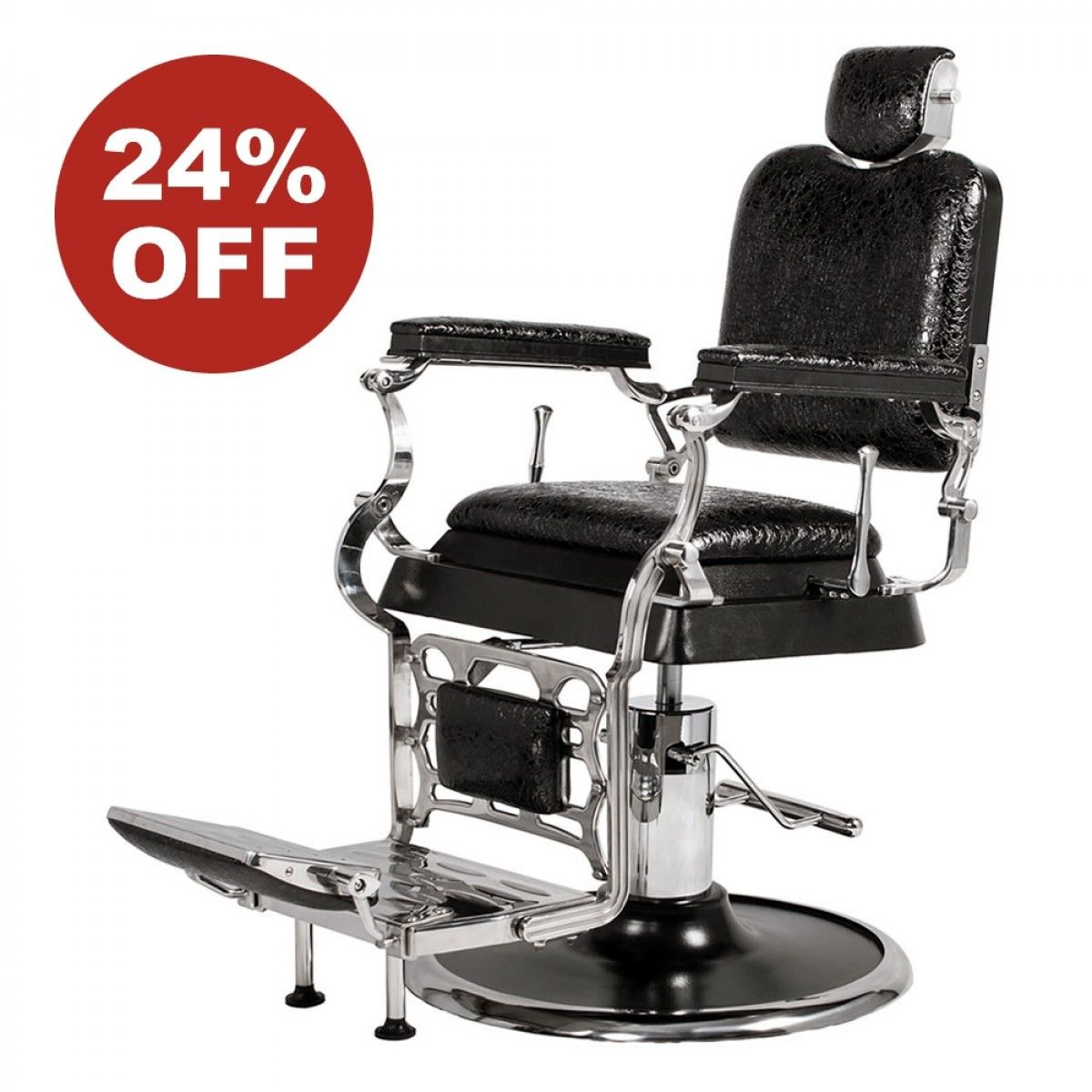Agsbeauty Agssalonequipment Emperor Antique Barber Chair For