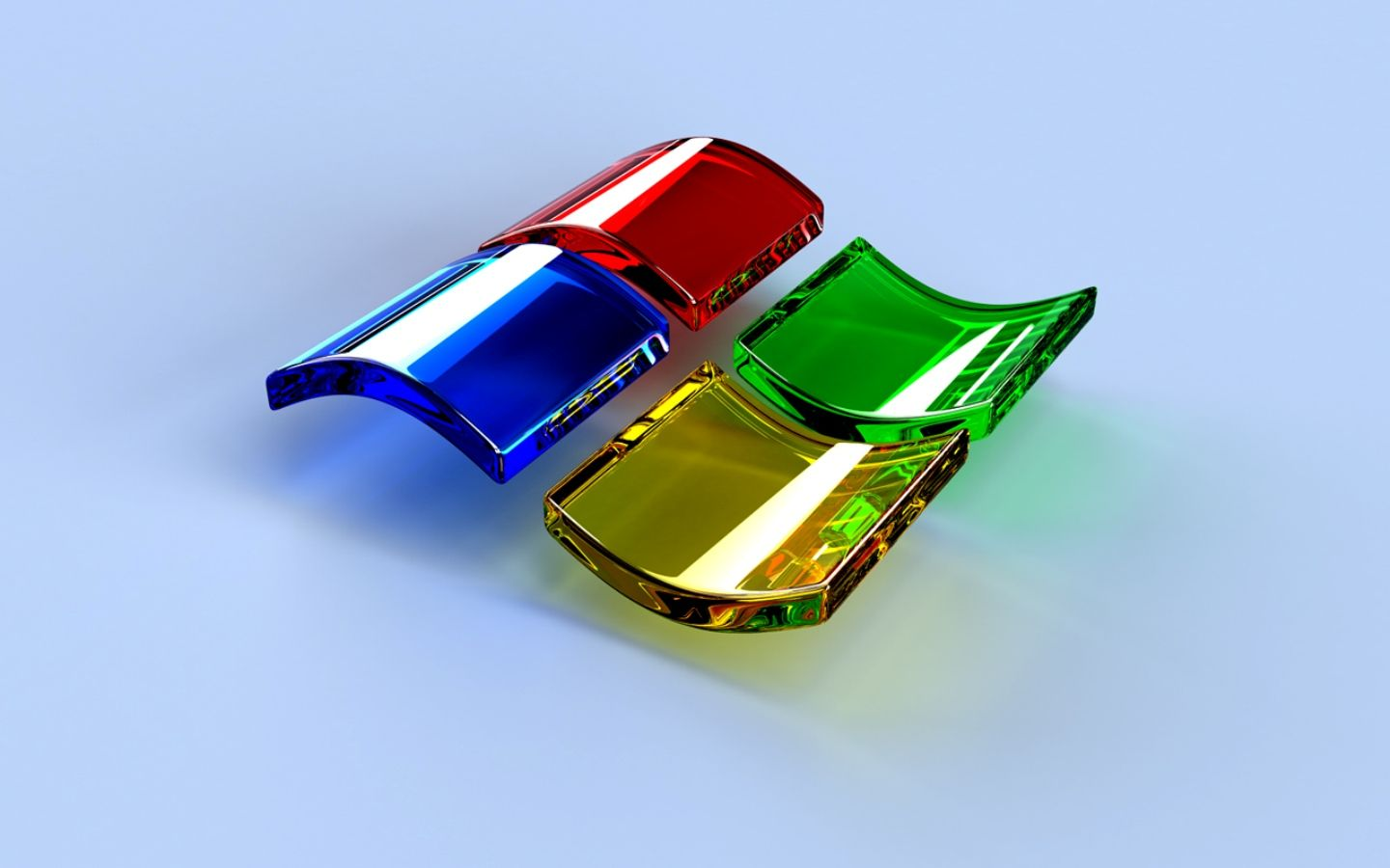 3D Windows Vista Wallpaper